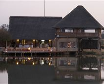 Fish eagle boathouse