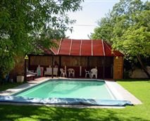 Pool at Lourens River Guesthouse