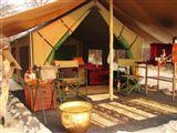 Makgadikgadi Pans Tented Camp