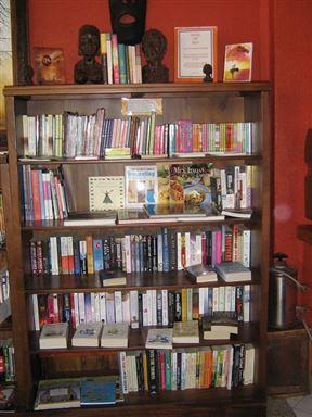 Indaba Book Café