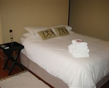 Spacious unit with queen size bed