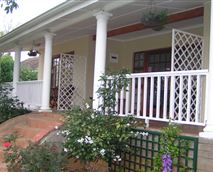 Camellia cottage front view