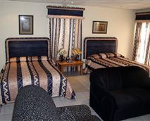 Self-catering room