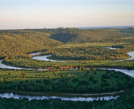 Kariega river