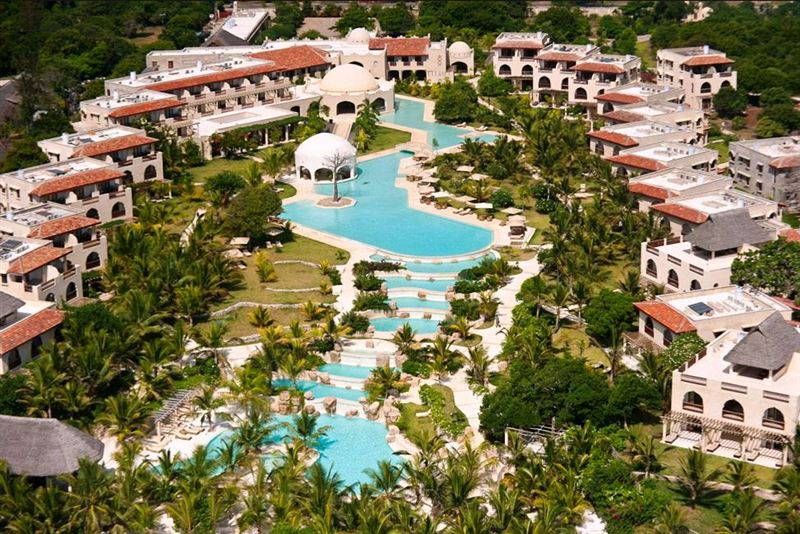 Swahili Hotel Diani Beach
