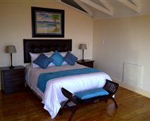 Honeymoon suite, with en suite bathroom and private balcony