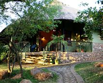 One of our favourite lodges to book for it's view and proximity to the pool.