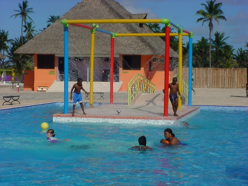 Chawaba camping village for Swimming pools in dar es salaam