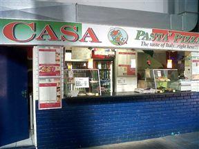 Casa Pizza and Pasta