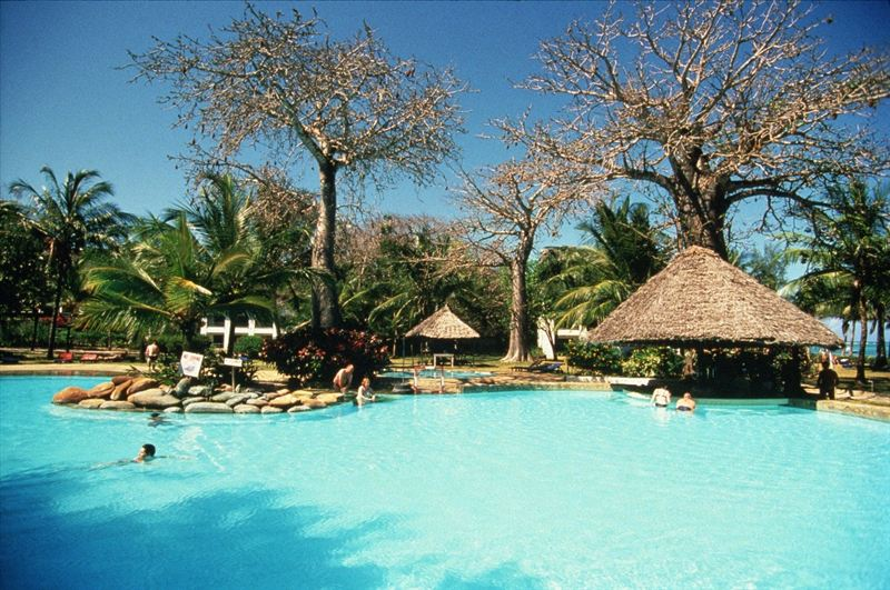 Safari Beach Hotel Mombasa