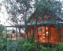 The quaint B & B and Self-Catering Chalets