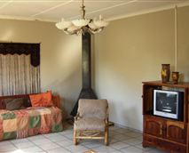 TV room in self catering House
