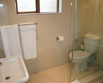 Bathroom in Apartment 1