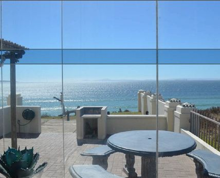 View from dining room and lounge © Langebaan Paradiso