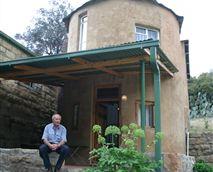 The Silo cottage