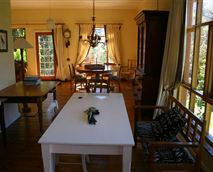 Guest House dining room