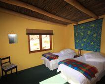 Hill Cottage bedroom