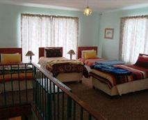 View of the second bedroom