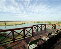 View from Ditholo Game Lodge