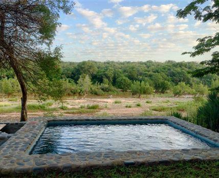 Overlooking Olifants River