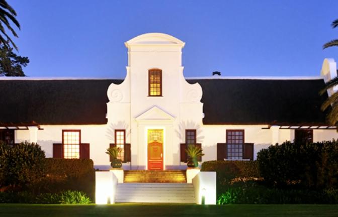 luxury boutique hotel meerendal wine estate - 672×432