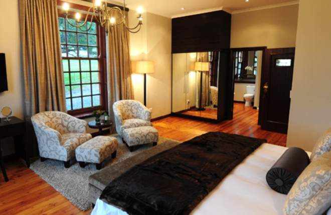 luxury boutique hotel meerendal wine estate - 660×430