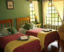 The Tin House Bedroom