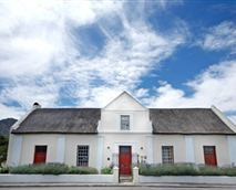 Malherbe Guesthouse. Historical monument in Montagu. © malherbe guesthouse