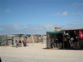 Swakopmund township