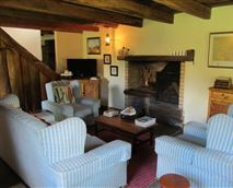 Stable Cottage lounge