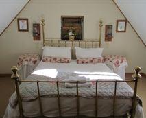 Stable Cottage bedroom
