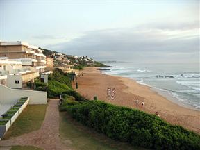 Ballito Beach and Clarke Bay