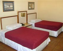 Twin room © Gaborone Hotel & Casino
