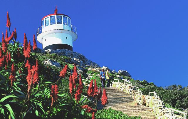 Cape Point Lighthouse Walk