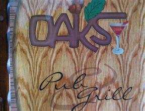 Oaks Pub 'n Grill