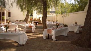 Restaurants in Matjiesfontein