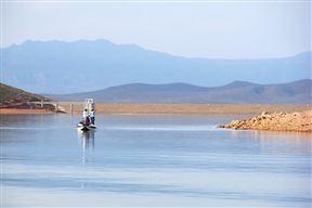 Kwaggaskloof / Brandvlei Dam