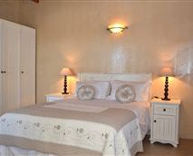 Double bedroom in the main house