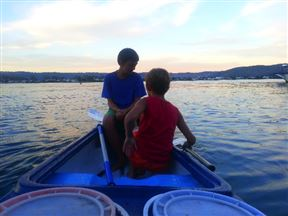 Island Lodge Canoe Hire