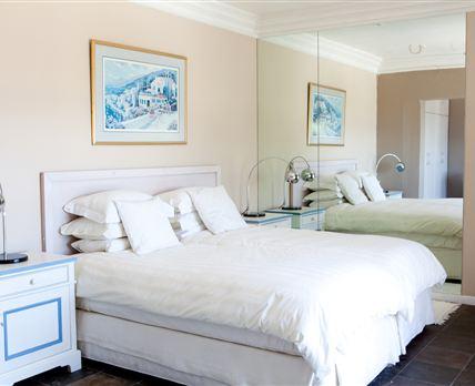 View of the bedroom. © Bedroom Area