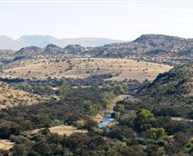 View of Karoo Pred-A-Tours.