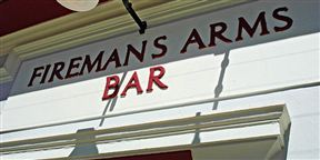 The Fireman's Arms