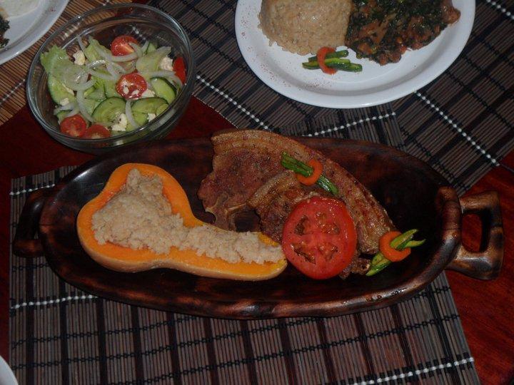 Pagokoro african cuisine for African cuisine restaurant
