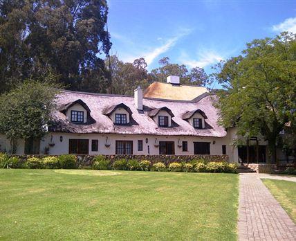 View of Ramkietjie Guesthouse