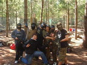 Area 51 Paintball
