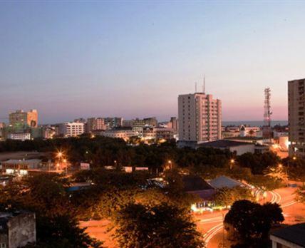 Views from Tivoli Hotel Beira