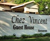 Chez Vincent Guest House & Restaurant.