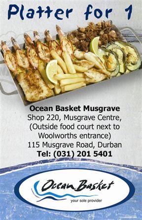 Ocean Basket Musgrave