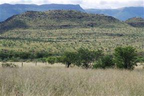 Oukop Hill Cradock