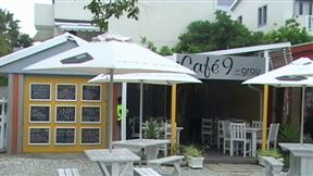 Cafe 9 on Gray